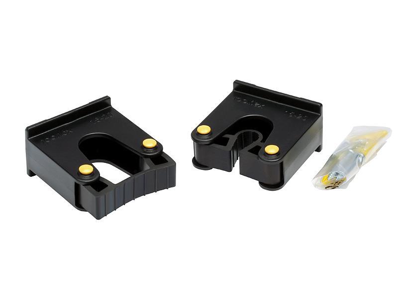 toolflex wandhalterungen f r st cke von 15 20 mm. Black Bedroom Furniture Sets. Home Design Ideas